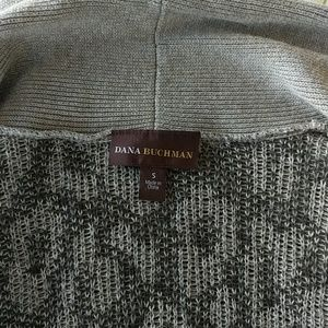 Dana Buchman Sweaters - DANA BUCHMAN LONG CARDIGAN